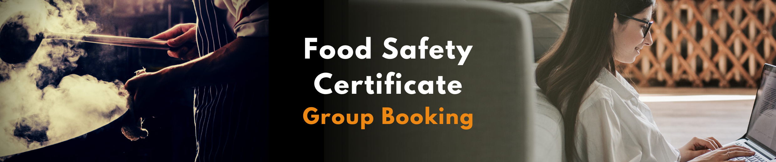 Group booking banner